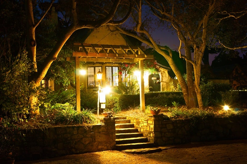 Hotel Edgemere Cottages em Carmel-by-the-Sea
