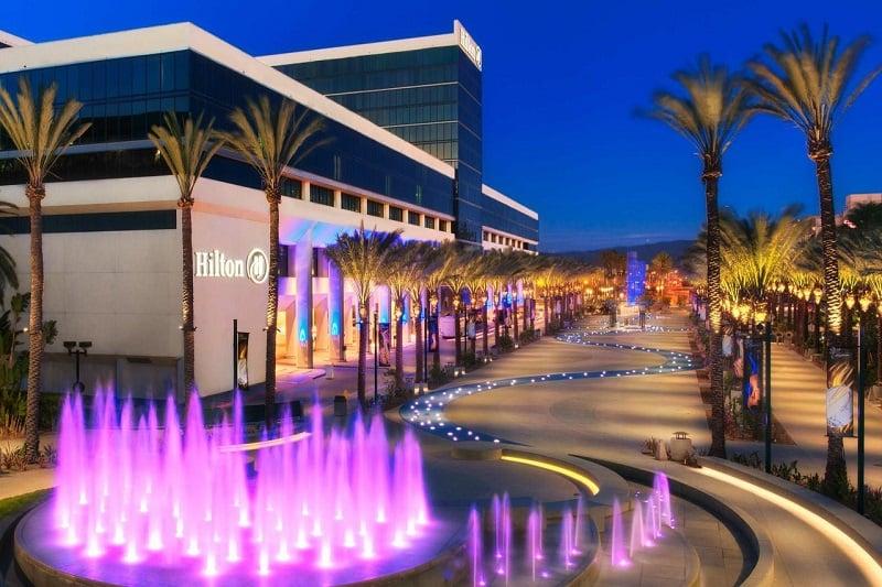 Hotel Hilton Anaheim em Anaheim