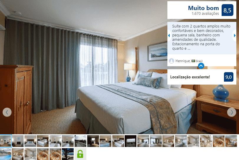 Hotel Carmel Bay View Inn para ficar em Carmel-by-the-Sea