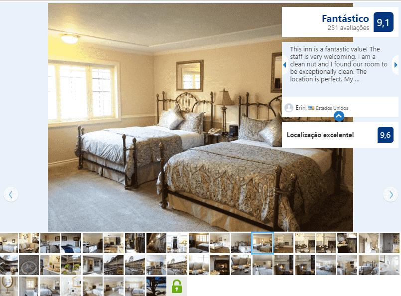 Hotel Coachman's Inn, A Four Sisters Inn para ficar em Carmel-by-the-Sea
