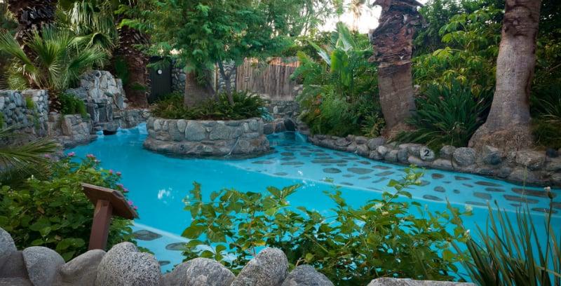 Reserva de Água Caliente em Palm Springs