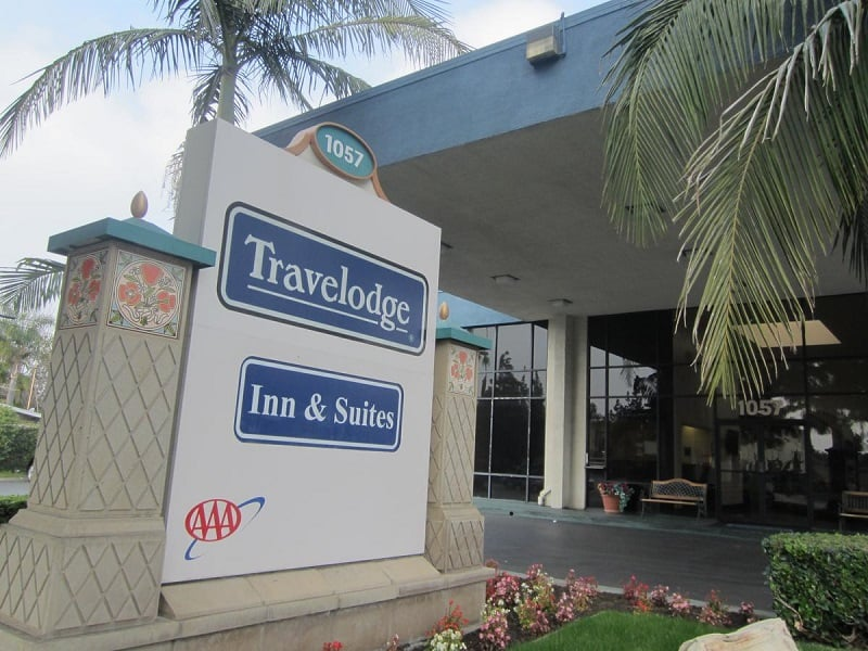 Travelodge Inn & Suites By Wyndham Anaheim on Disneyland Dr