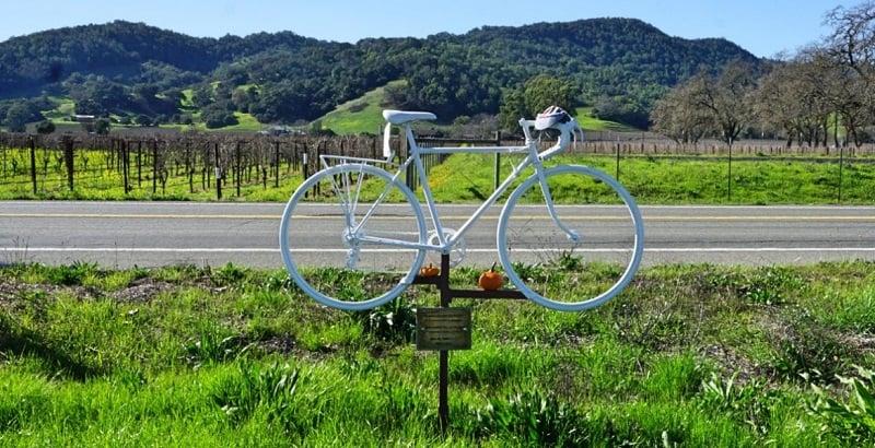 Tour de bicicleta na orla de Monterey