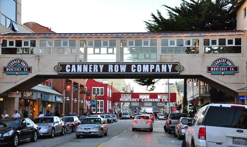 Cannery Row em Monterey