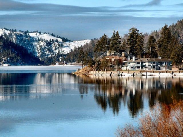 O que fazer a noite em Big Bear Lake