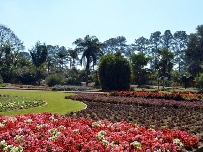 Jardim Botânico em Santa Bárbara
