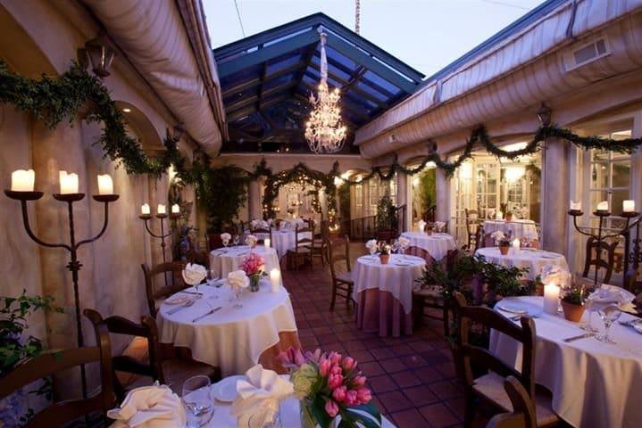 Restaurante Piccolo Paradiso em Beverly Hills