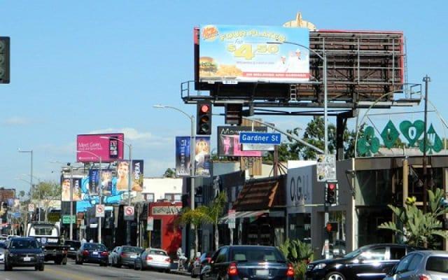 Compras em Beverly Hills