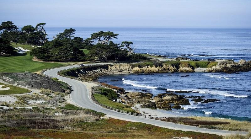 17 Mile Drive em Carmel-by-the-Sea