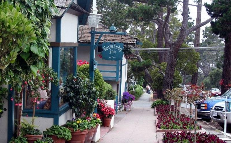Centro de Carmel-by-the-Sea