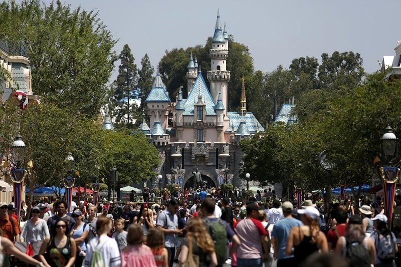 Disneylândia em Anaheim