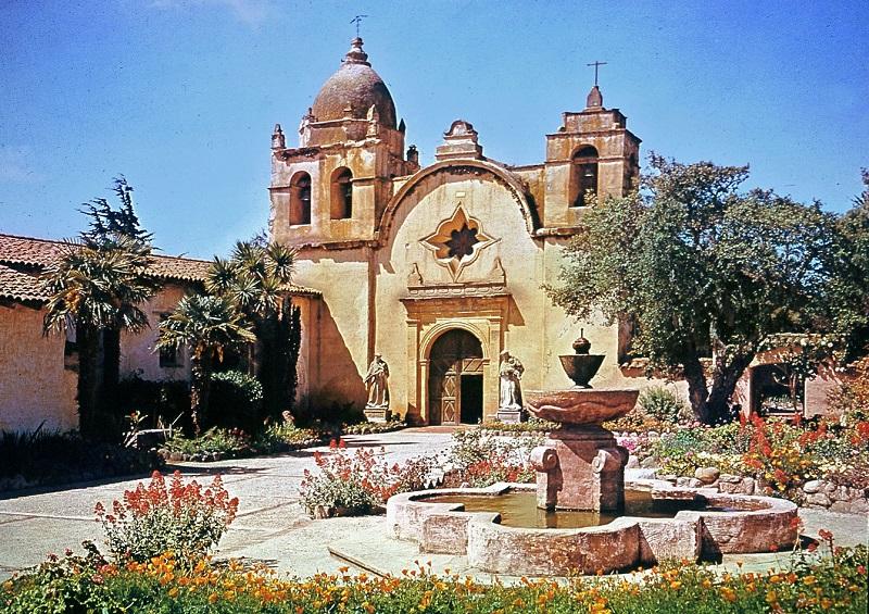 Missão Carmel em Carmel-by-the-Sea
