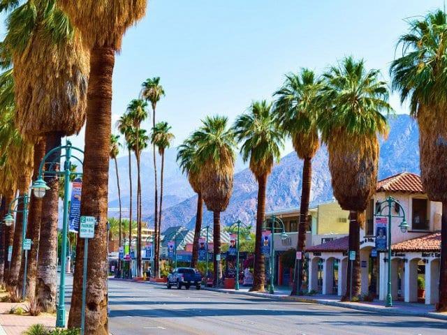 Quantos dias ficar em Palm Springs
