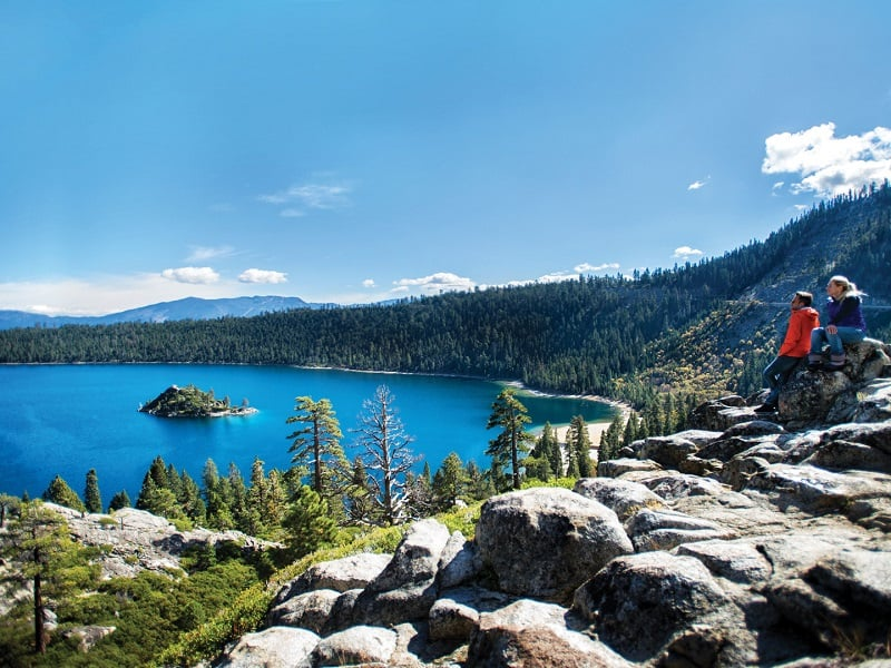 Quantidade de dias para ficar em South Lake Tahoe