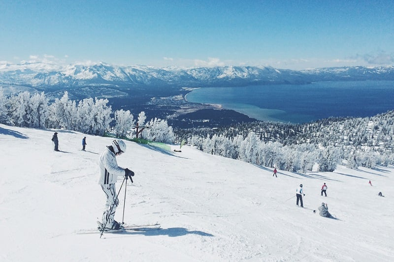 Quantidade de dias mínima para ficar em South Lake Tahoe