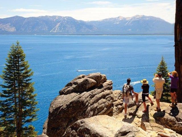 Pontos turísticos em South Lake Tahoe
