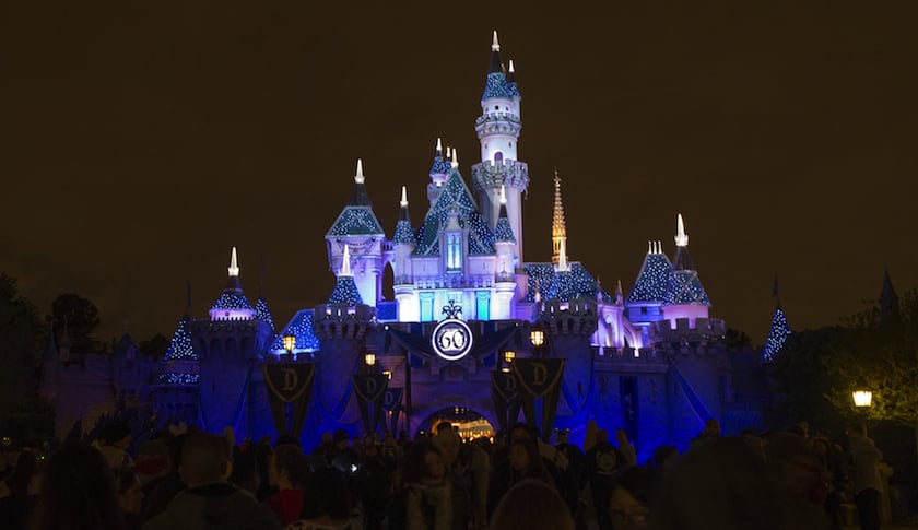 Visitar a Disneylândia com criança em Anaheim