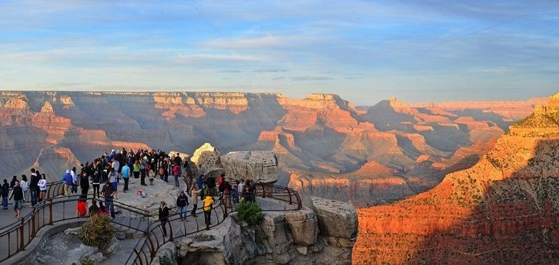 Quantidade de dias mínima para ficar no Grand Canyon