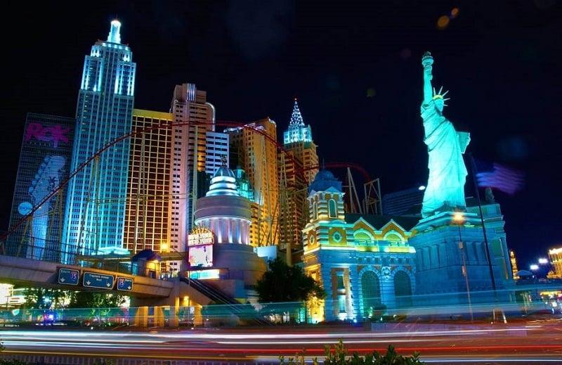 Quantidade de dias mínima para ficar em Las Vegas