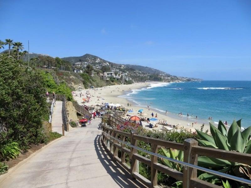 Praia - Laguna Beach
