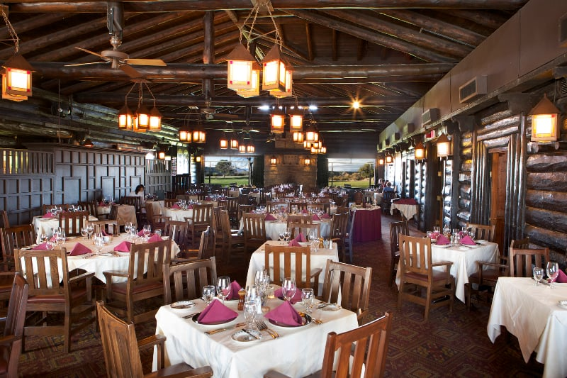 Restaurantes em South Rim no Grand Canyon
