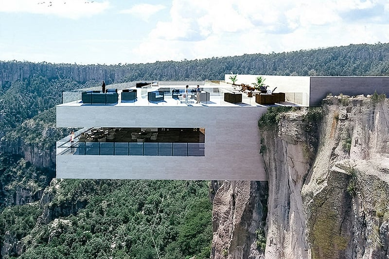 Restaurantes no Grand Canyon