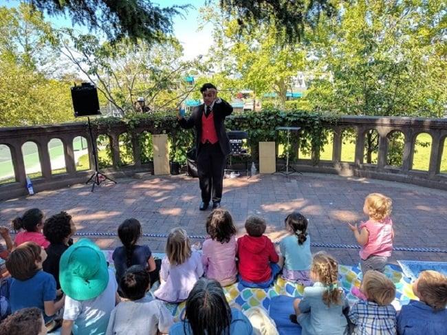 O que fazer com crianças em Sausalito