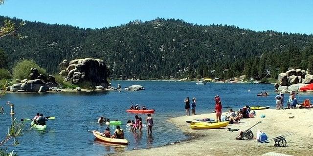 O que fazer com criança em Big Bear Lake