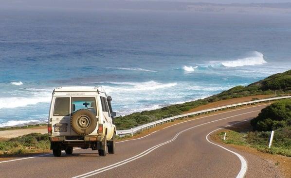 Viagem de carro de Monterey à San Diego