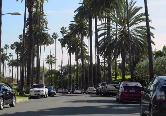 Pontos turísticos em Beverly Hills