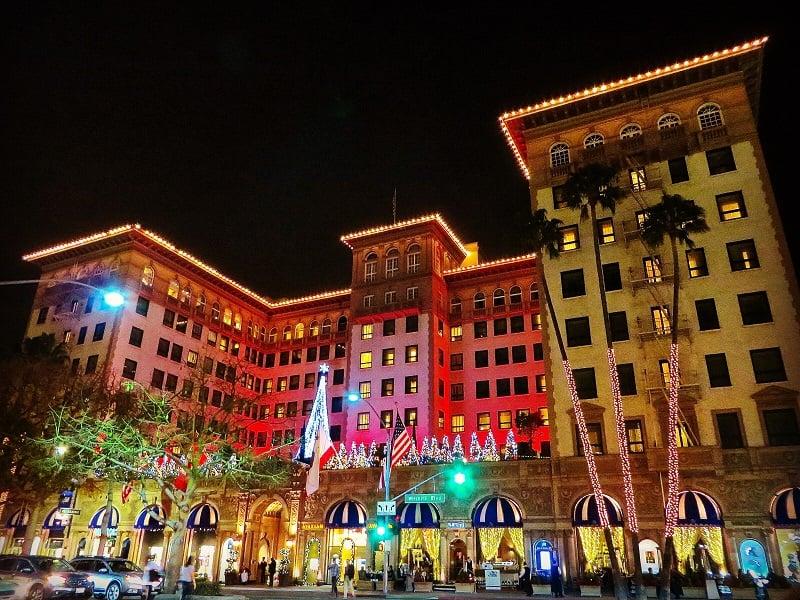 Beverly Wilshire em Los Angeles