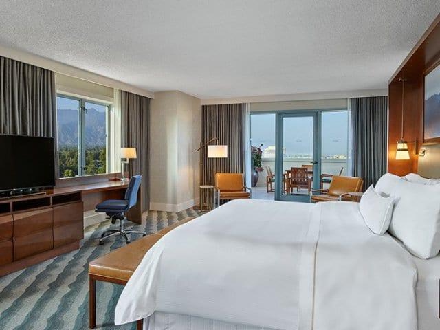 Dicas de hotéis em Pasadena