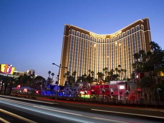Hotéis bons e baratos em Las Vegas