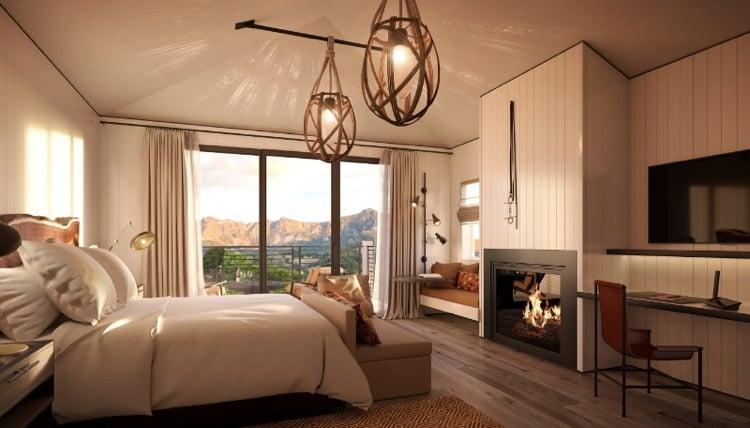 Hotel em Napa Valley - Califórnia