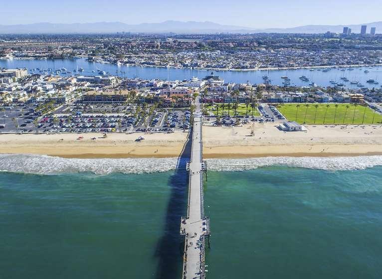 Onde ficar em Newport Beach: Melhores regiões