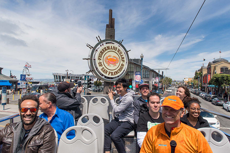 Como adquirir ingressos para a Sightseeing em San Francisco