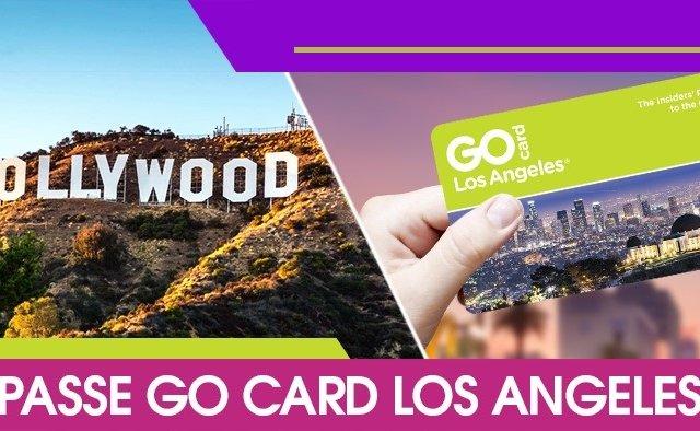 Onde comprar ingressos para o Go Card em Los Angeles