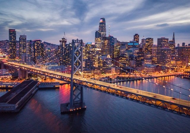 Pacote Hurb para San Francisco 2021 por R$ 2669