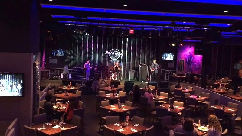 Sobre o Hard Rock Café Hollywood Boulevard Los Angeles
