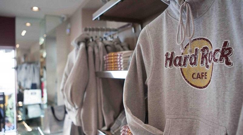 O que encontrar no Hard Rock Café San Francisco