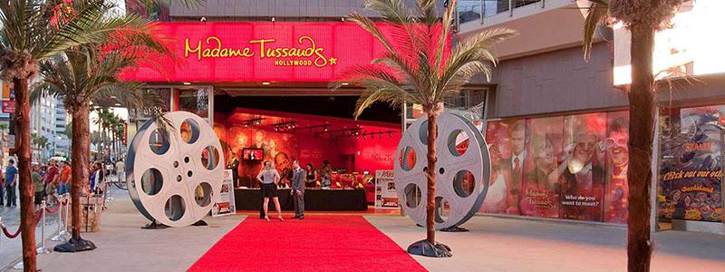 Museu Madame Tussauds em Los Angeles