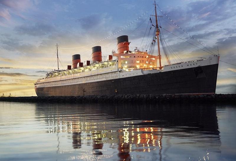 Go Card em Los Angeles para o Queen Mary
