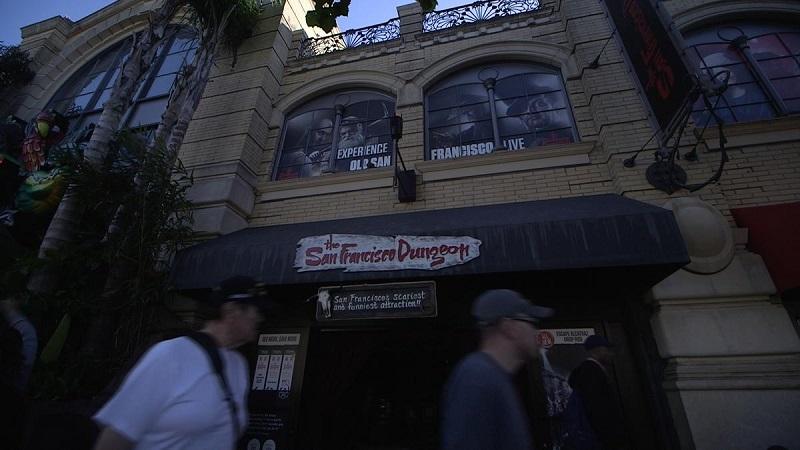 Visita ao San Francisco Dongeon com a Sightseeing em San Francisco