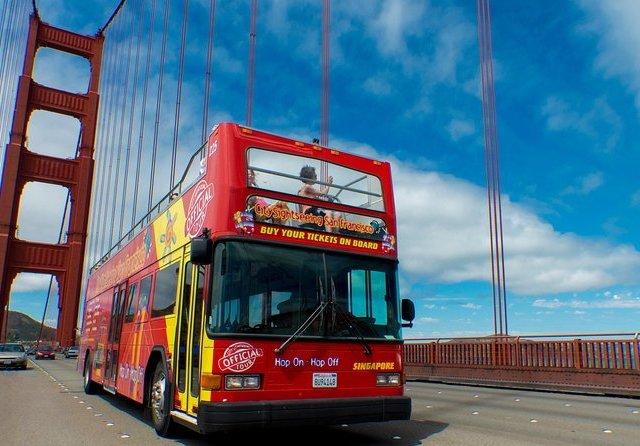 Onde comprar ingressos para Sightseeing em San Francisco