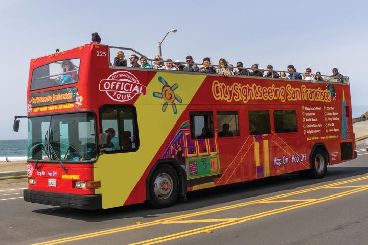 Dica para comprar ingressos do passeio de ônibus em San Francisco