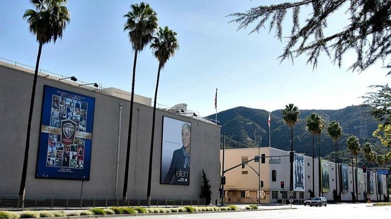 Como chegar nos estúdios Warner Bros em Los Angeles