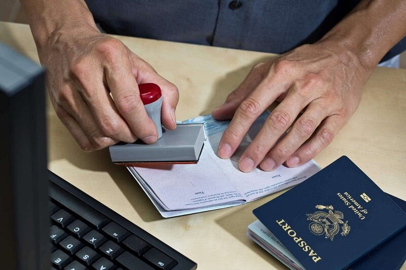 Assessoria de visto para a Califórnia