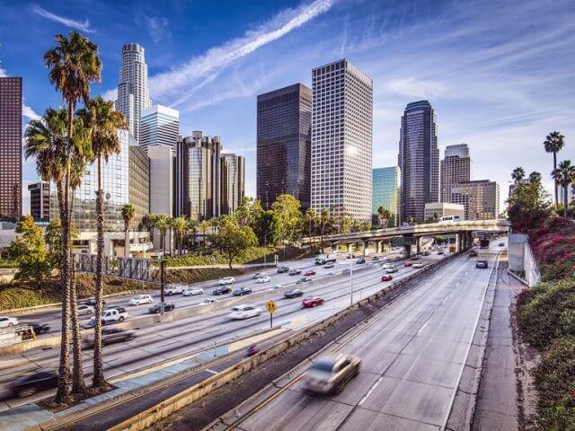 Feriados em Los Angeles em 2020