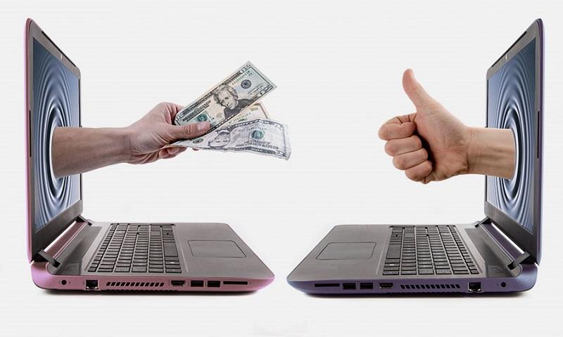 Envio de dólares de forma online