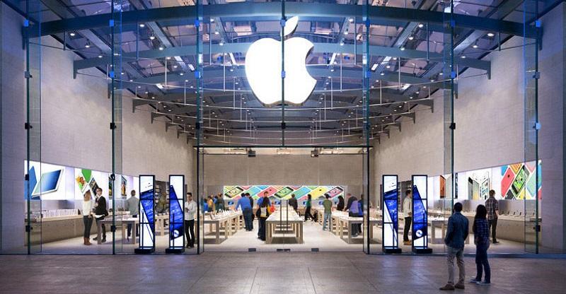 Apple Store em San Francisco